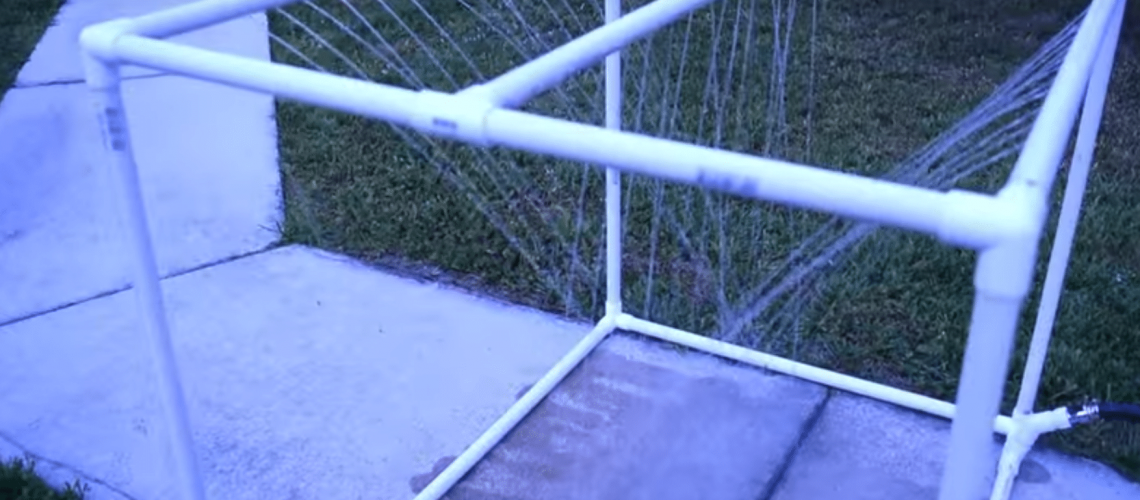2018-07-06 13_54_45-DIY PVC Outdoor dog Shower - YouTube